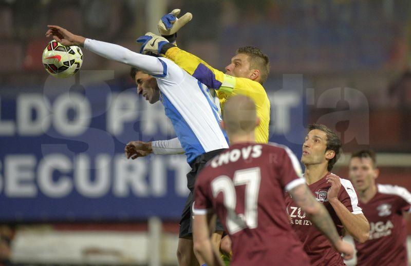 liveTEXT VIDEO şi FOTO Rapid - Viitorul 0-0 » Coimbra rateaza singur cu Albuţ