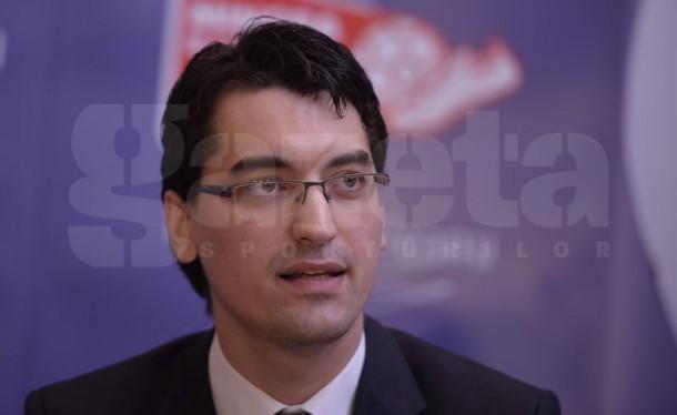 Răzvan Burleanu lămureşte situaţia în cazul rezilierii contractului selecţionerului: