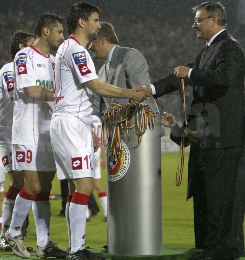 Adrian Mihalcea va pregăti o nouă formaţie în acest retur de campionat: