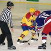 2001. Într-o fază de joc de la Campionatul Mondial, grupa C, de la București.