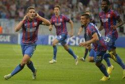 Steaua primeşte veşti bune înaintea meciului cu Aalborg