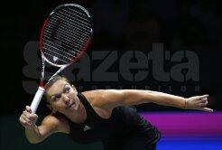 """Simona Halep: """"Nu m-am gîndit deloc s-o trimit acasă pe Serena Williams! Nu mi-e frică de ea"""" Halep scrie istorie la Roland Garros! S-a calificat în """"sferturi"""", după ce a demolat-o pe Stephens!"""