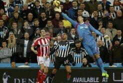 """VIDEO Talismanul """"pisicilor negre"""" » Costel Pantilimon, evoluţie fantastică pentru Sunderland în victoria cu Newcastle din Tyne–Wear derby, 1-0"""