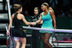 """Simona Halep o provoacă pe Serena Williams: """"Vreau să văd care e diferenţa dintre noi! Joc pe orice suprafaţă cu ea"""""""