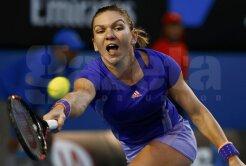 Simona Halep i-a lăsat cu gura căscată pe oficialii WTA