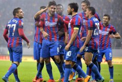 Steaua, peste Real Madrid şi Barcelona » Sînt pe trei într-un top inedit