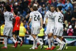VIDEO Real Madrid s-a distrat cu Sociedad » Reuşită magnifică a lui Karim Benzema