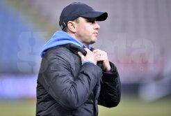 Meciul cu Dinamo va fi ultimul cu Ogăraru pe banca lui U Cluj