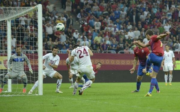 """VIDEO+FOTO Lovitura """"Gladiatorului"""" » Bourceanu aduce Stelei prima victorie acasă în faţa Rapidului după 10 ani"""