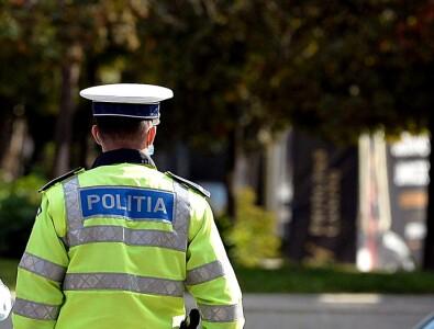 Polițist din Capitală, prins sub influența drogurilor la intrarea în serviciu