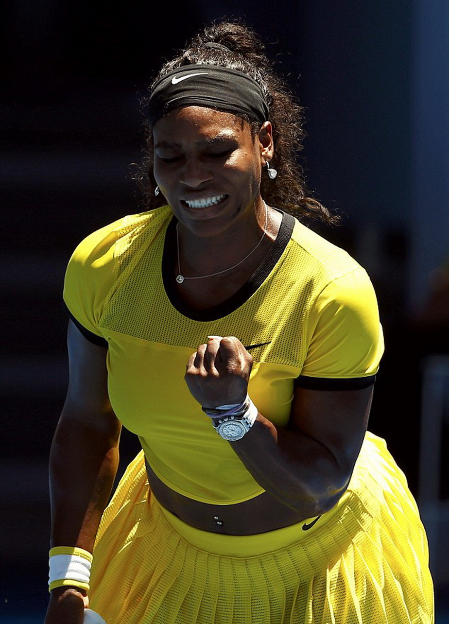 Serena Williams, criticată dur pentru ținuta de la Australian Open! Echipamentul a fost creat chiar de ea