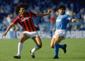 """Ruud Gullit îl preferă pe Diego pe locul 1: """"Maradona a fost cel mai bun. Pentru geniu și generozitate"""""""