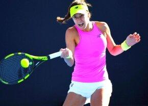 liveTEXT după 09:30 Sorana Cîrstea se luptă cu Garbine Muguruza pentru o calificare istorică în sferturi la Australian Open