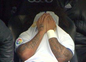 Trei vedete ale lui Real Madrid, accidentate în meciul cu Malaga » Marcelo, în lacrimi. Ronaldo, cea mai mare pierdere