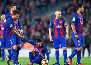 FOTO + VIDEO Accidentare HORROR pentru un om de bază al Barcelonei » Primele rezultate ale analizelor