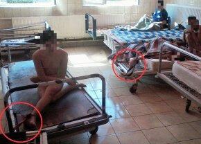 Cazul bolnavilor legați la Centrul Neuropsihiatric Măciuca: s-a deschis dosar penal pentru abuz în serviciu!